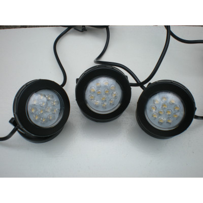 Pontec bassinlys LED set 3