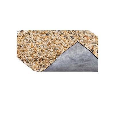 Stenfolie sand bredde 60cm
