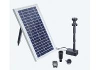 Pumper med solceller